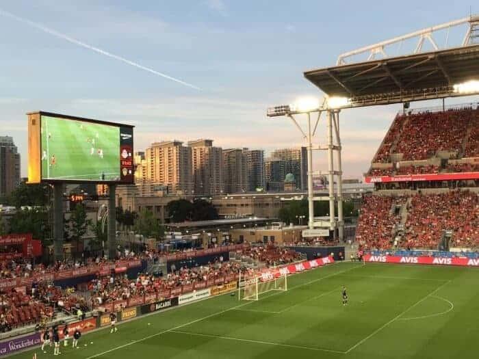 Toronto FC Game