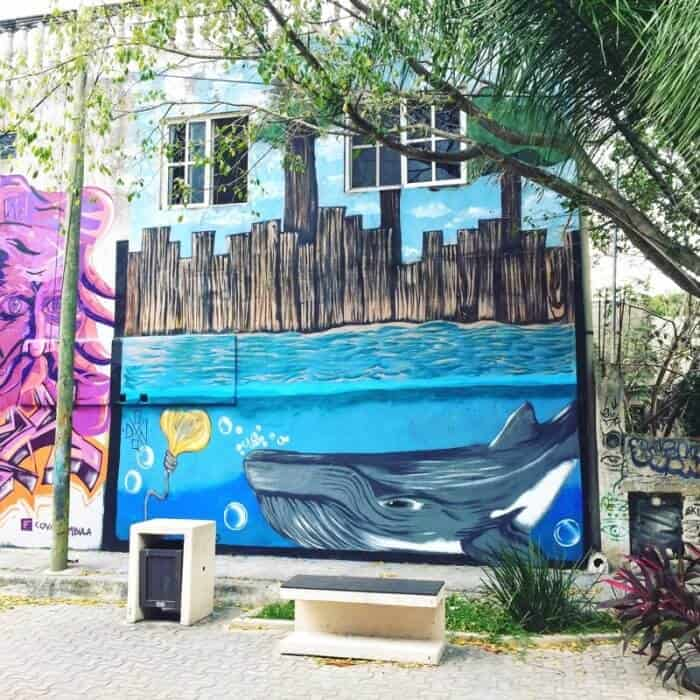 Coco Beach is a new neighbourhood in Playa del Carmen at CTM and 5th Avenue