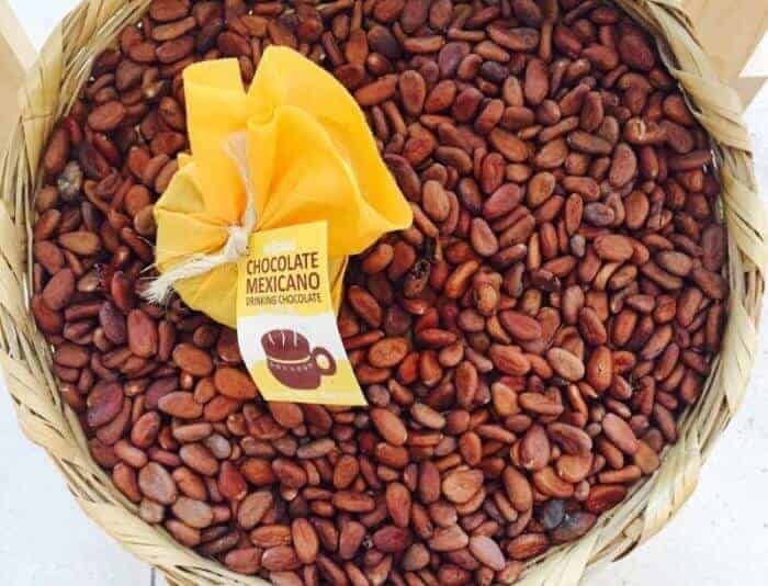 Enjoy Mexican chocolate at one of the Ah Cacao chocolate cafe and shop locations in Playa del Carmen