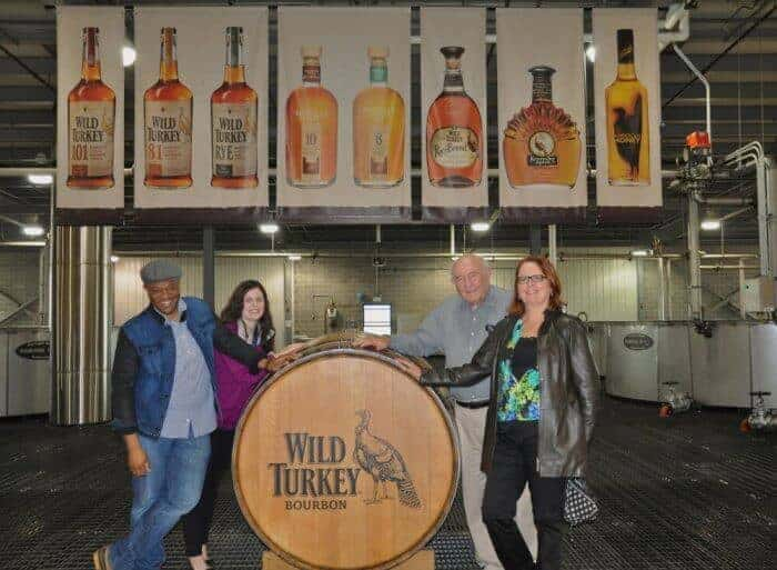Master Distiller Jimmy Russell of Wild Turkey Distillery