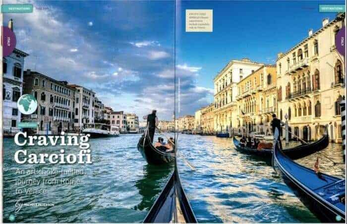 Craving Carciofi Insight Vacations Italy