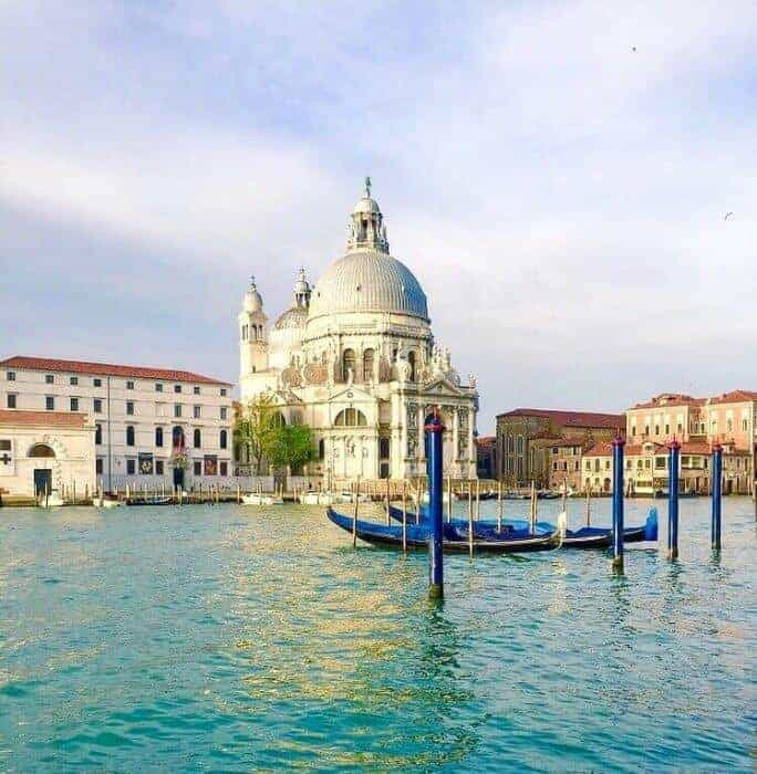 Incredible views and foods to taste at every turn in Venice Italy