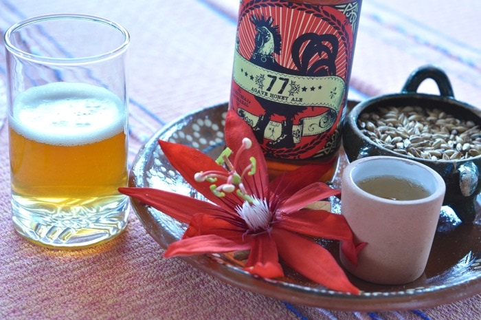 Teufel is a Mexican craft beer from the state of Oaxaca