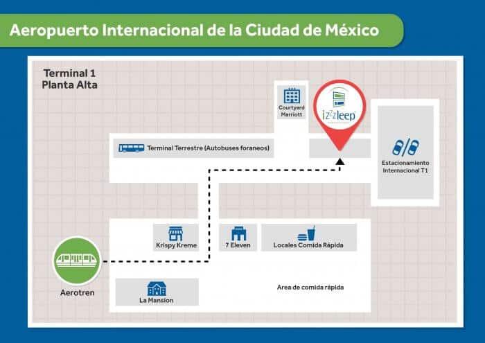 izzzleep Mexico City Benito Juarez MEX