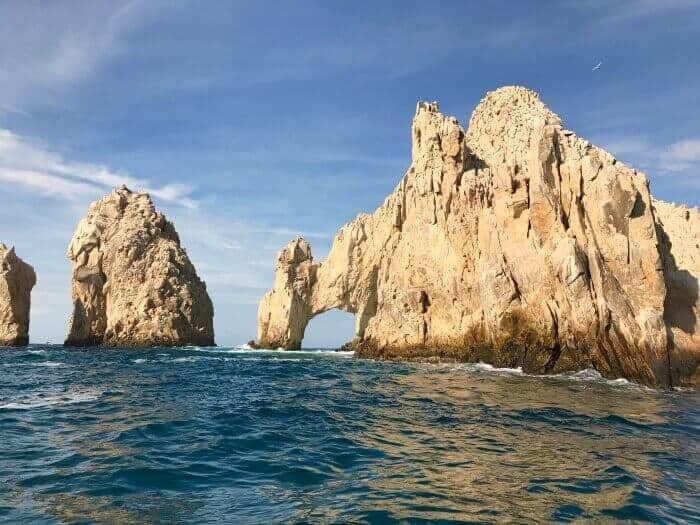 The arch of Cabos San Lucas