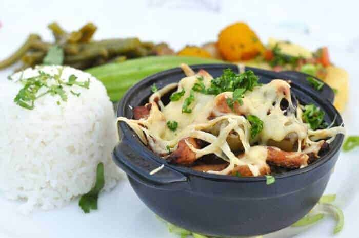 Keshi Yena Recipe Aruba