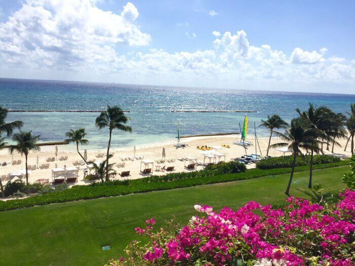 Beach at Grand Velas Riviera Maya