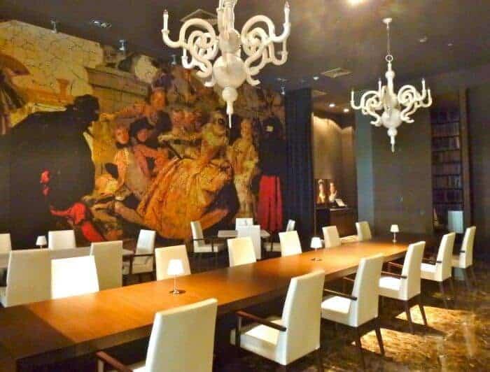 Passion Restaurant Paradisus La Perla
