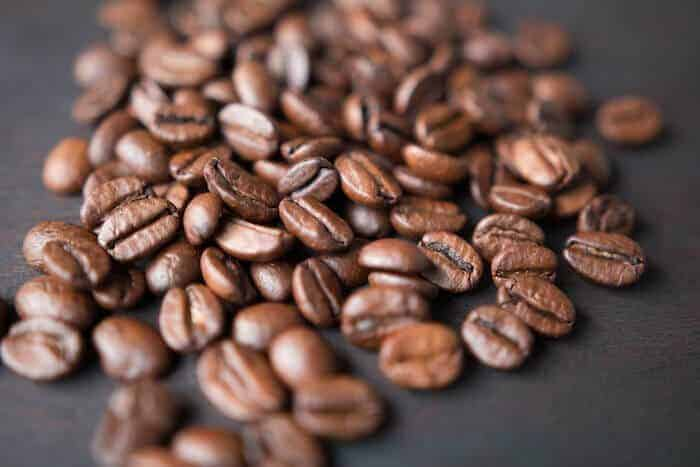 Coffee Beans photo by Mark Daynes on Unsplash
