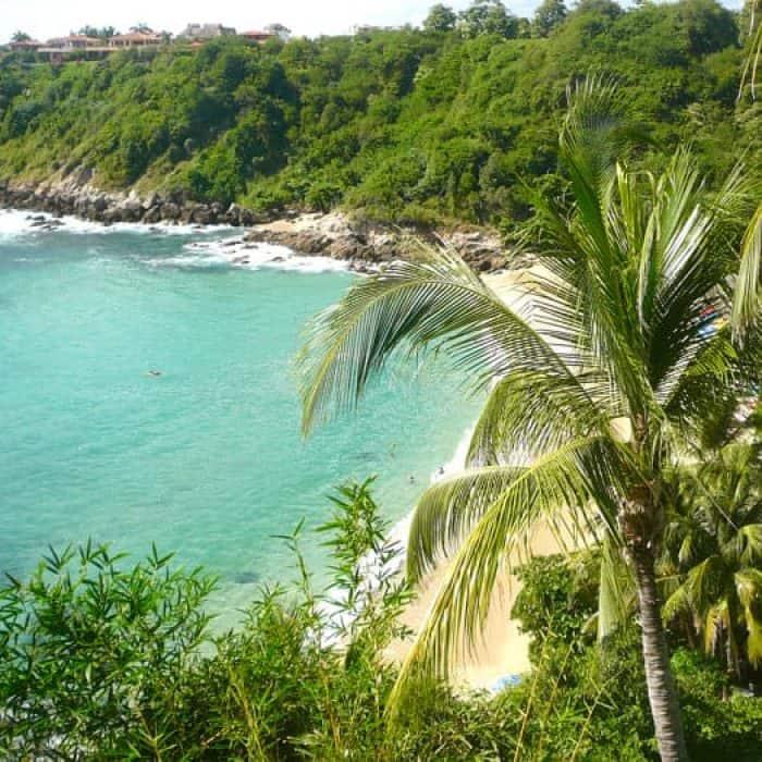 Carrizalillo Beach Puerto Escondido