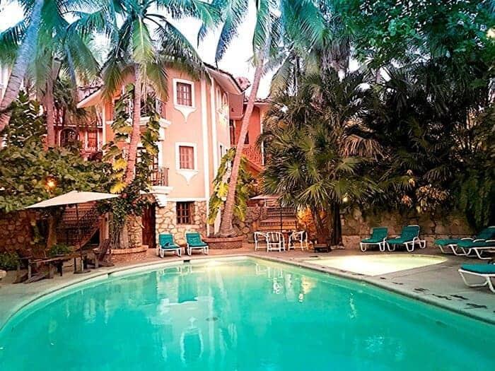 Santa Fe Hotel Puerto Escondido Mexico