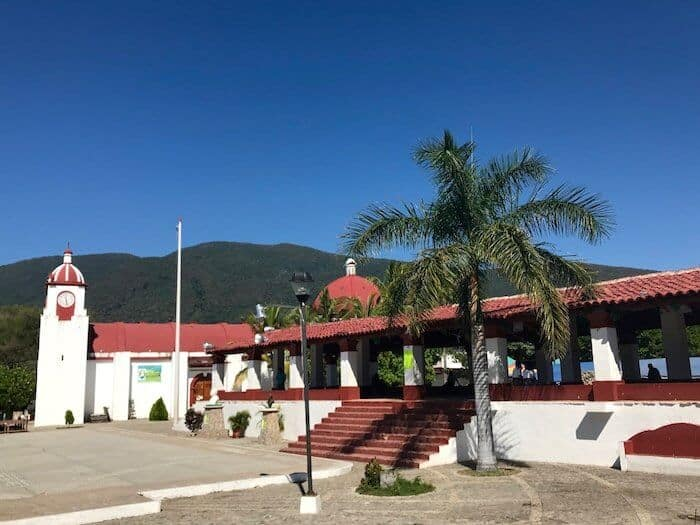 Santa Maria Huatulco in Oaxaca