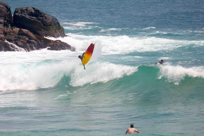 Surfing in Puerto Escondido Credit Zicazteca