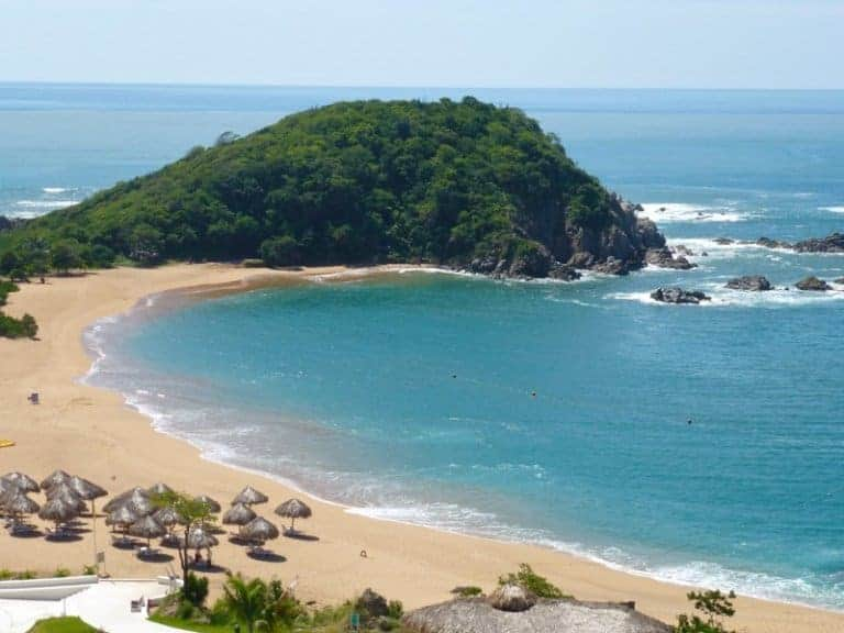 Conejos Bay at Secrets Huatulco