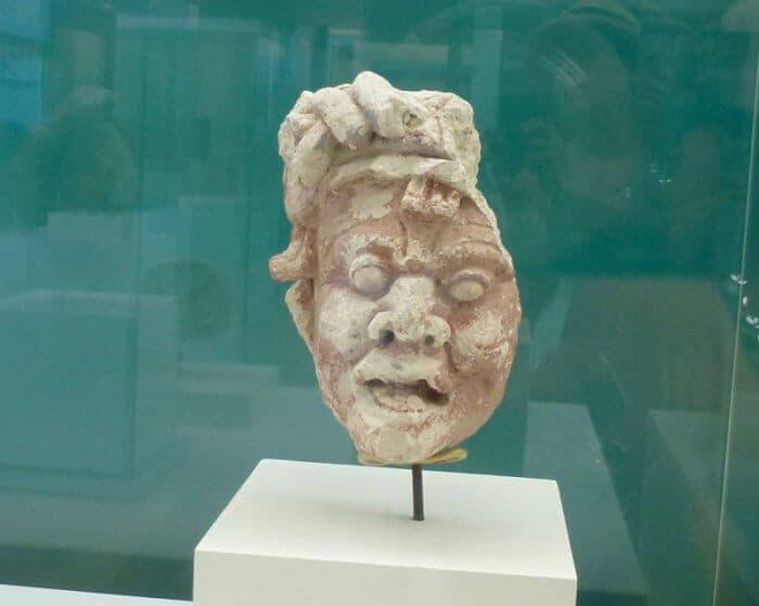 Mayan Museum Cancun Mexico