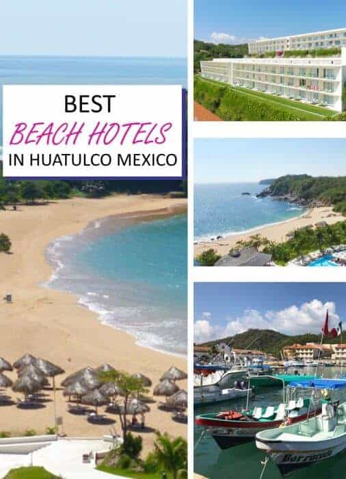 Essential guide to Huatulco beaches for swimming, enjoying stunning views and exploring