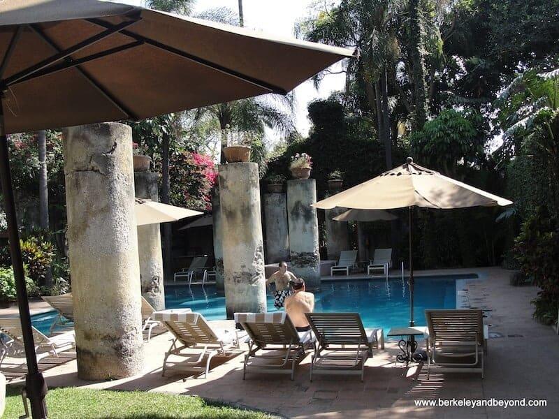Hacienda de Cortes in Cuernavaca, Mexico (Credit Carole Terwilliger Meyers)