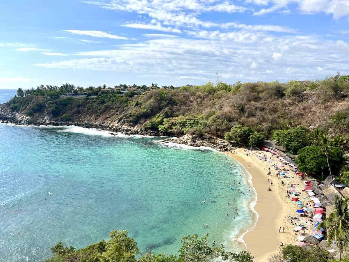 TAR Airlines will begin direct flights from Queretaro to Puerto Escondido Oaxaca Mexico