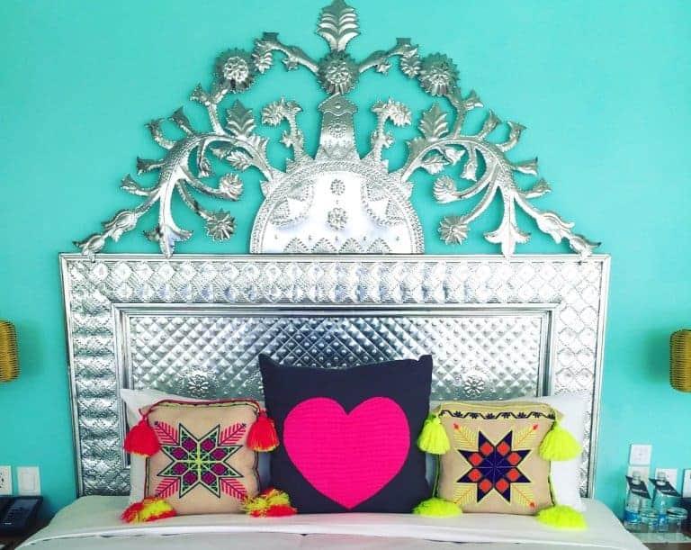 W Hotel Punta de Mita Romantic Hotels Mexico Bedroom