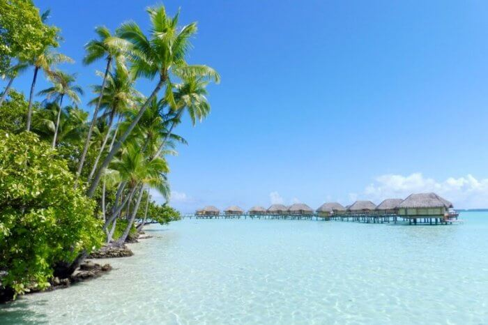 Le Taha'a Island Resort and Spa in French Polynesia