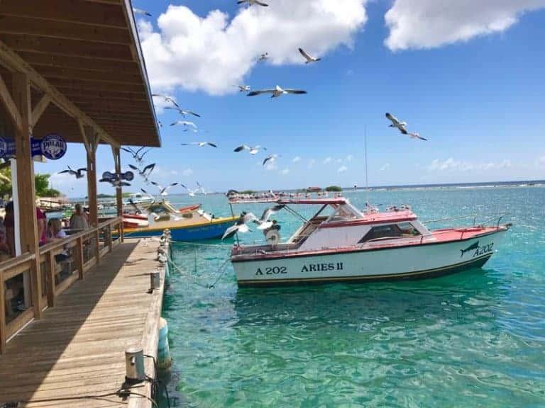 Zeerovers Aruba