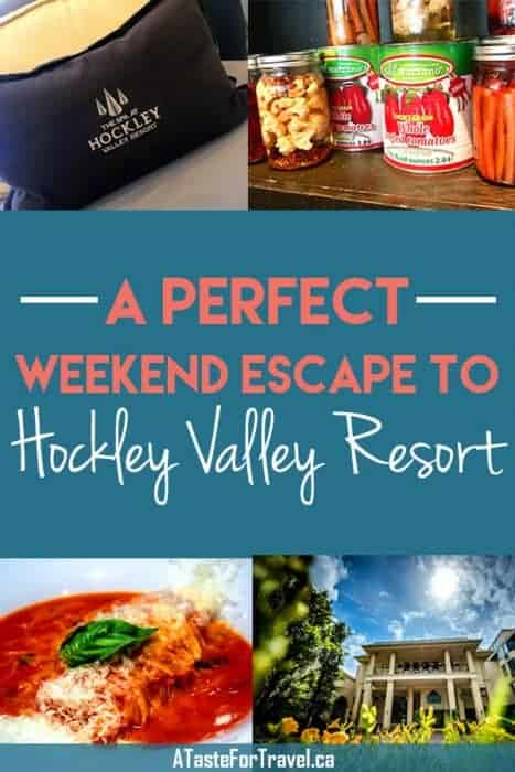How to Plan a Perfect Weekend Getaway to Hockley Valley Resort near Toronto Ontario