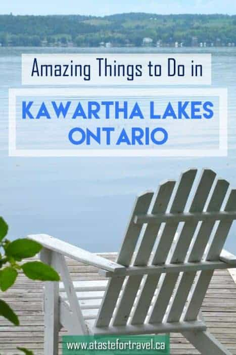 Best Things to Do in the Kawartha Lakes Ontario