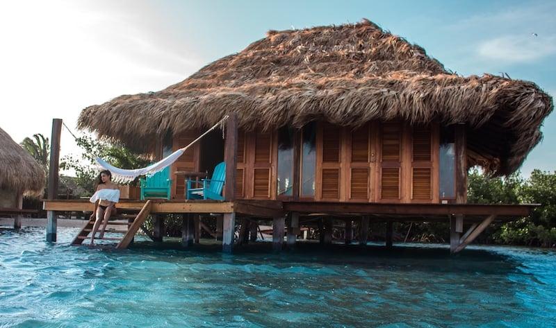 Dushi Sue Villa Boutique Hotel in Aruba. Credit Aruba Ocean Villas