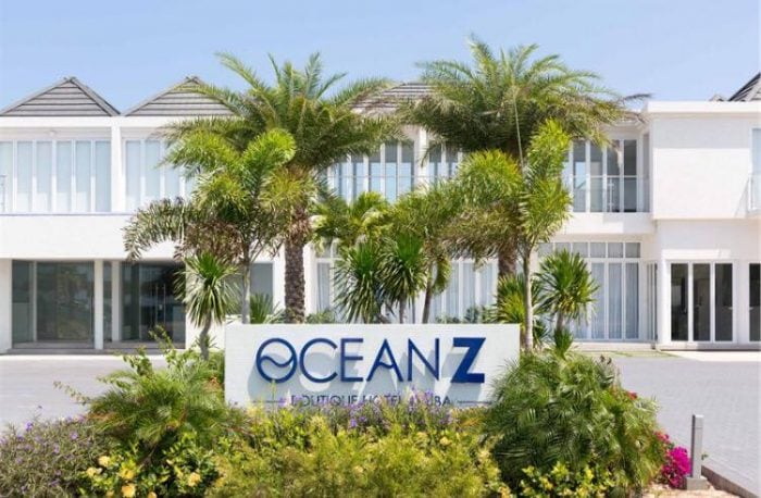 Ocean Z Hotel is a luxury boutique hotel in Aruba