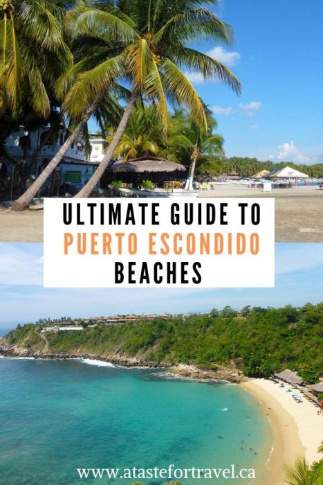 Guide to Puerto Escondido Beaches