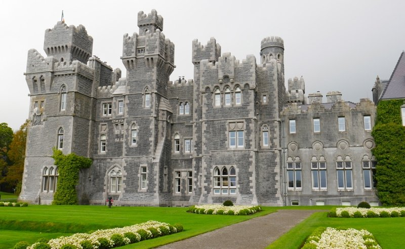 Ashford Castle is one of the Best Castle Hotel in Ireland