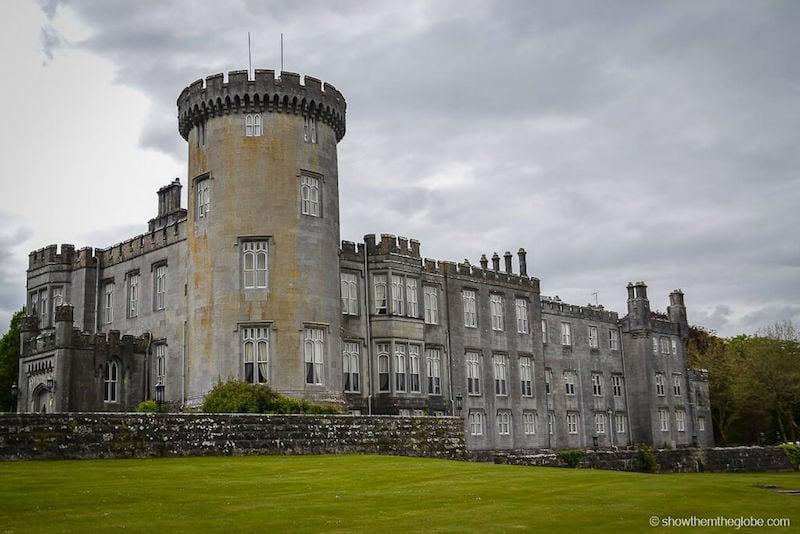 Dromoland Castle most beautiful castles in Ireland Credit Showthemtheglobe