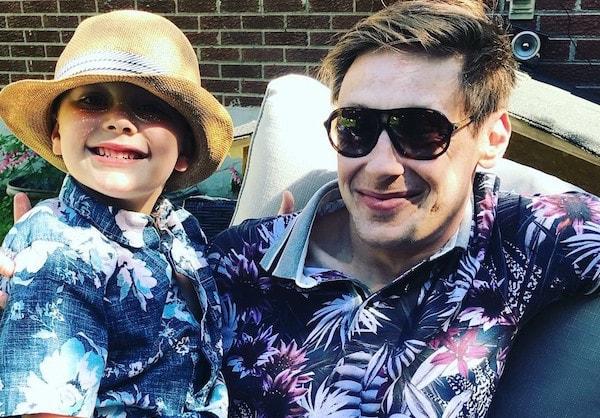 Ted Baker floral shirt men's summer fashion