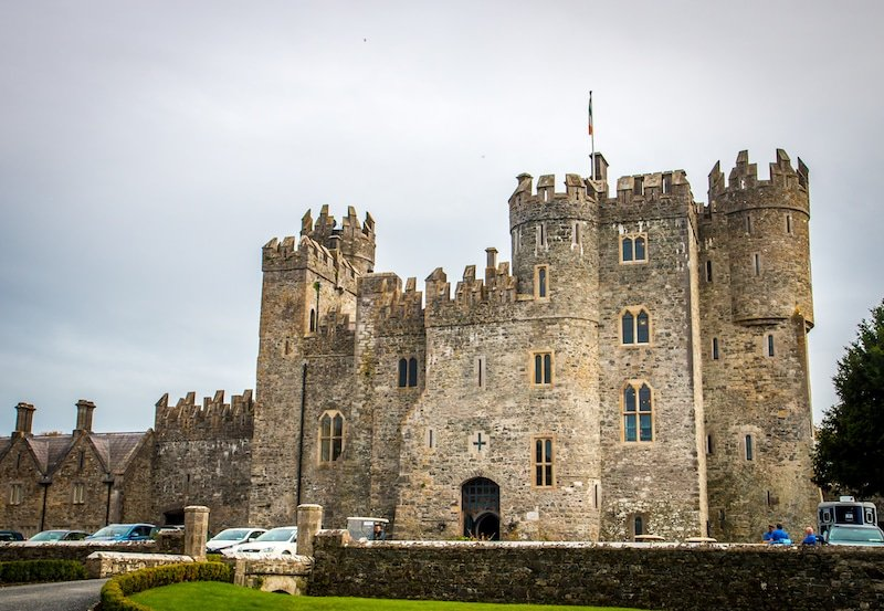 Kilkea Castle Best Castle Hotels in Ireland Credit Green Globe Travel