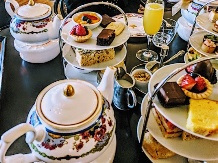 vegan afternoon tea in Victoria high tea