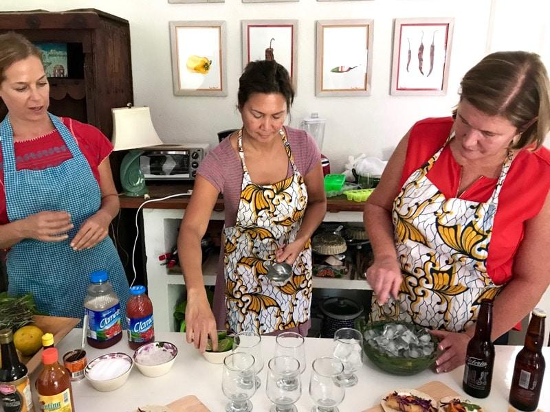 Cooking Class in Huatulco