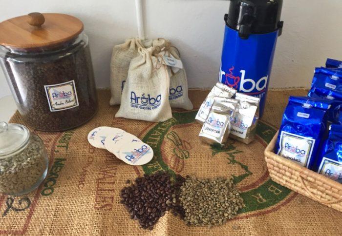 Roasted in Aruba Coffee from Coffee Break Aruba