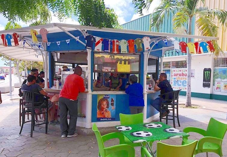 Lolita's Restaurant in Oranjestad Aruba