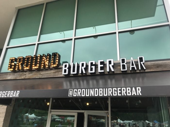 Ground Burger Bar