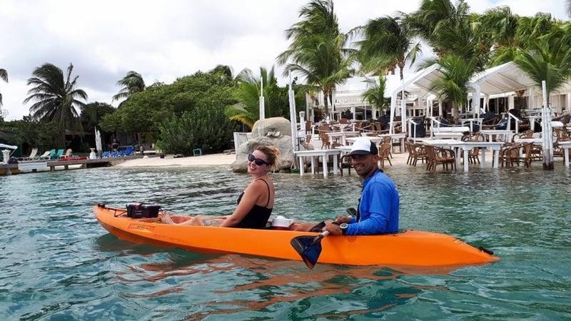 Clear Kayak Aruba Adventure