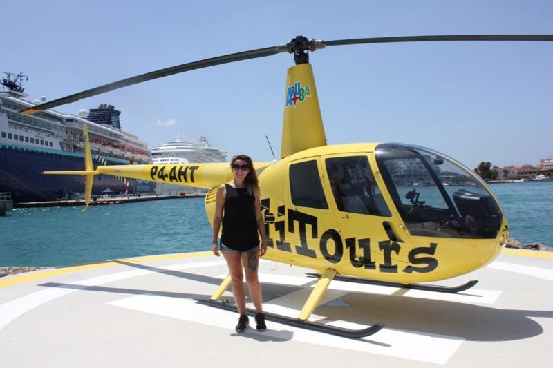 Helicopter Tour Aruba Credit JPC