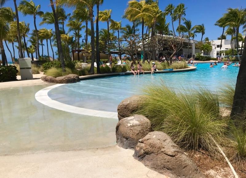 Hilton Hotel Aruba Swimming Pool