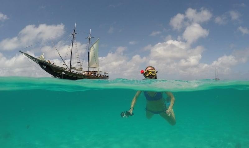 Snorkel Aruba Adventure Jolly Pirates