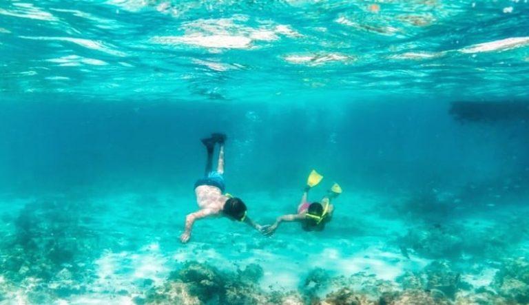 Snorkeling in Aruba Credit ATA