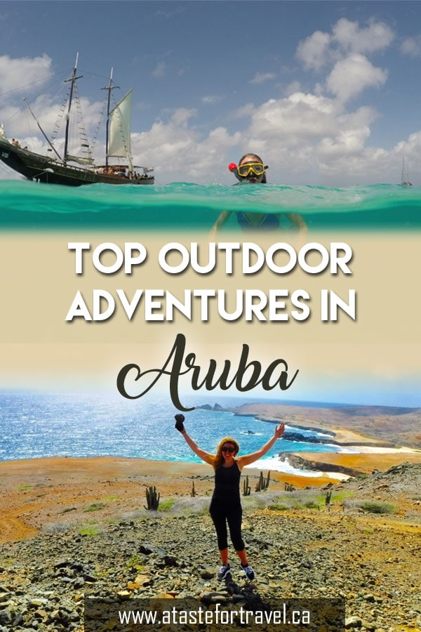 Top Outdoor Adventures on Aruba