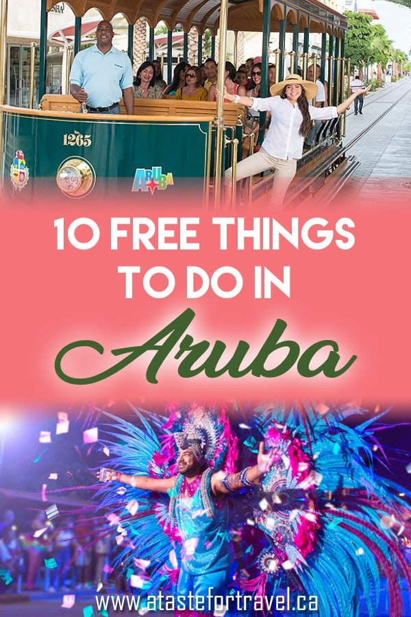 Ideas for Aruba on a budget
