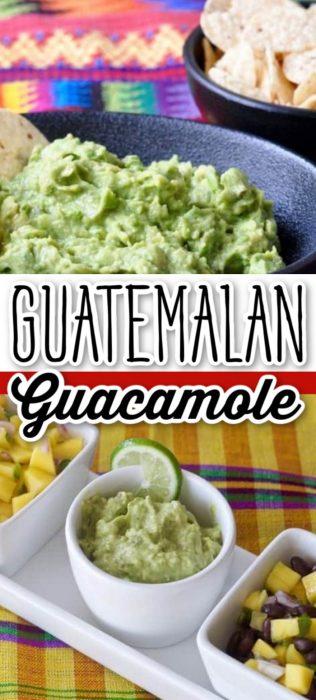 Guatemalan Guacamole