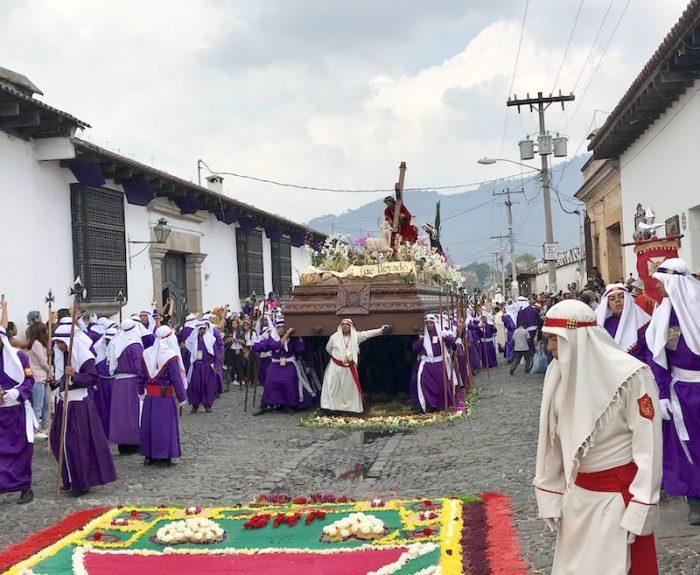 Guatemala Festival - Alfombra