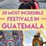 Top Guatemala festivals and celebrations