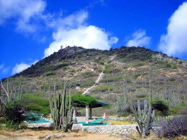 Mt. Hooiberg Aruba Credit Roy LR Maduro